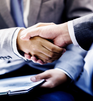 Business People Shaking Hands, CPA Services, Houston, TX